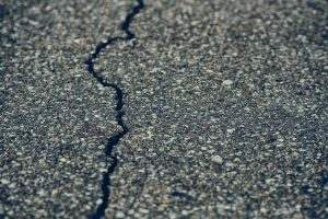 Transverse Thermal Cracking In Asphalt Pavement Causes