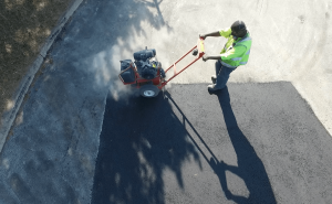 Asphalt Crack Sealing 1-min