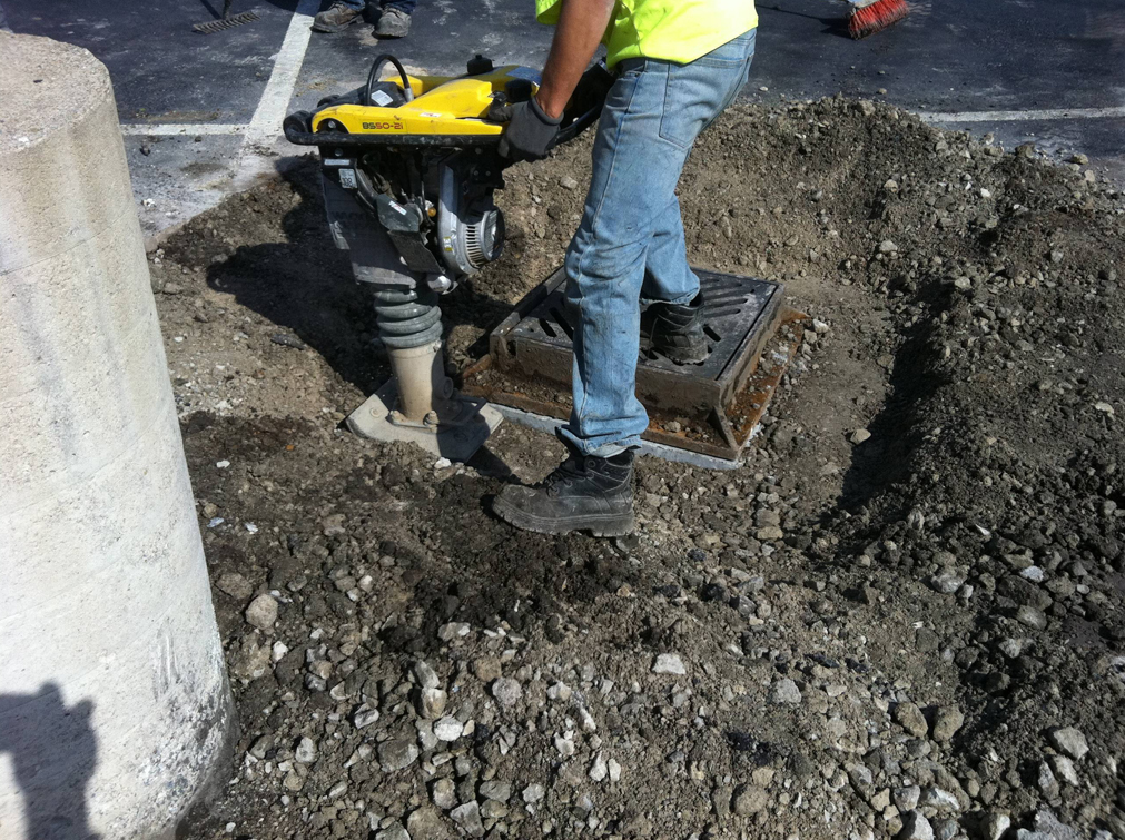 Catch Basin Repairs Gallery
