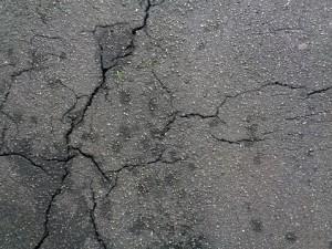 Pavement Crack Sealing Repair