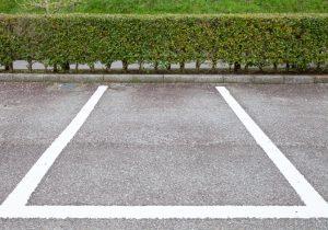 Line Marking for parking lot