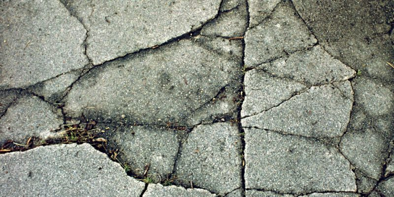 Asphalt Pavement Cracks