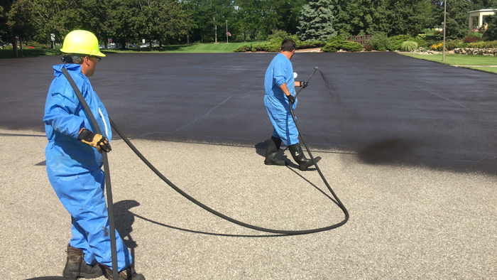 Pavement Sealing