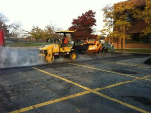 pavement maintenance contractor Vaughan