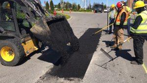 paving repair Toronto