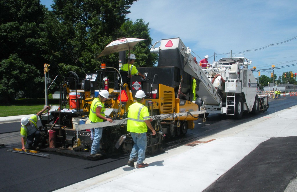 Right Commercial Paving Contractor