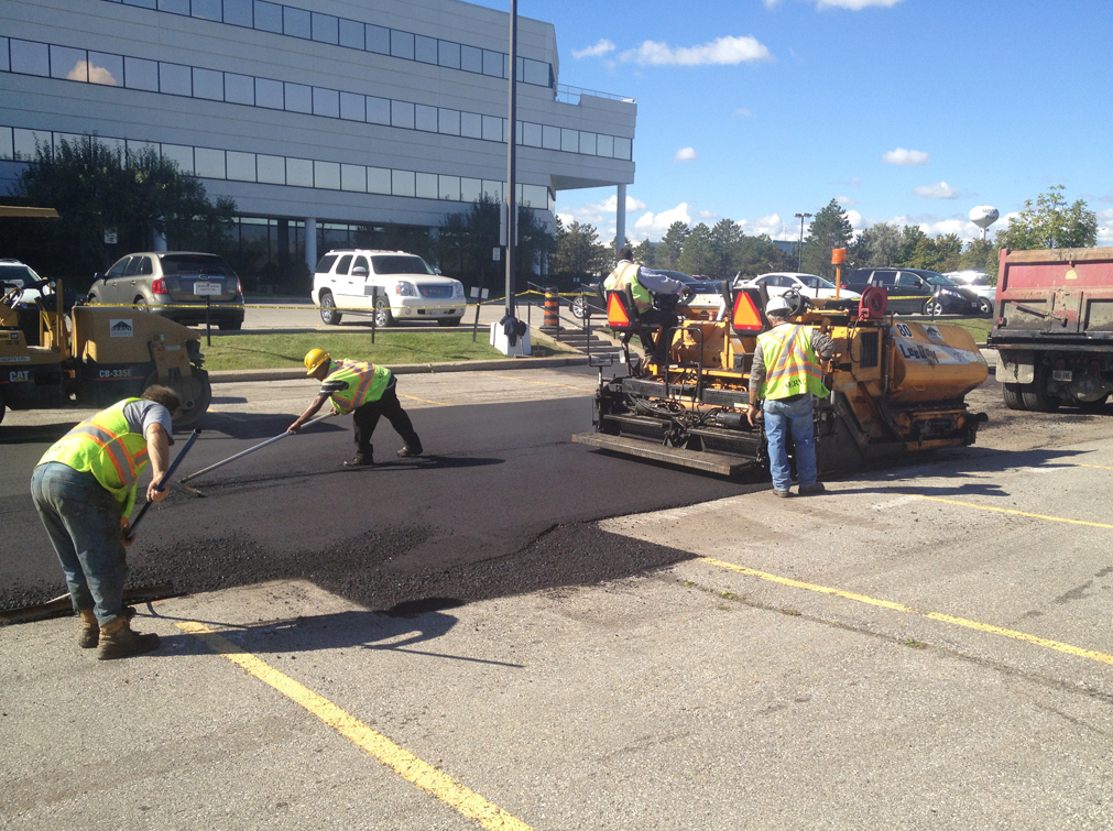 Asphalt Paving Contractors for Commercial, Industrial, and Retail Applications