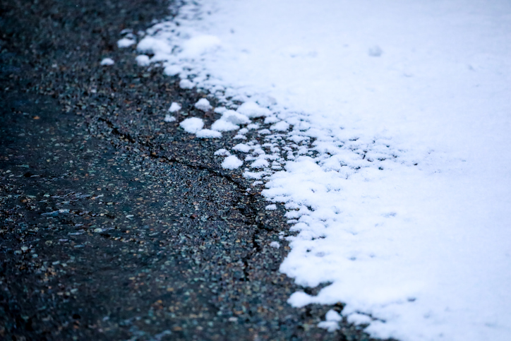 The Effects of Seasonal Changes on Asphalt Pavement